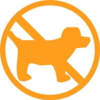 no_dogs_orange